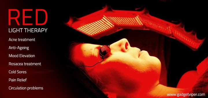 43 Best Red Light Therapy Images On Pinterest Red Light