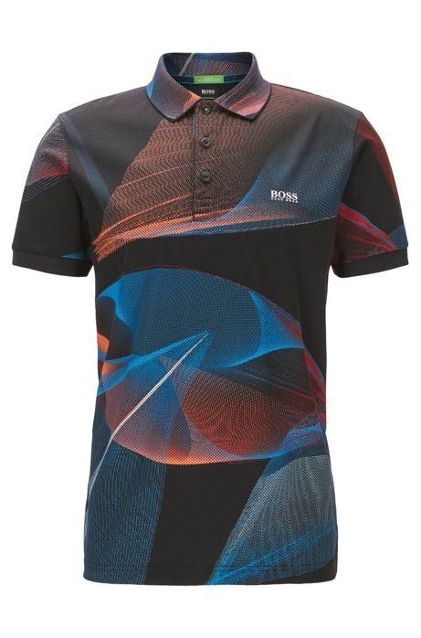 Cotton Polo Shirt, Slim Fit | Paule