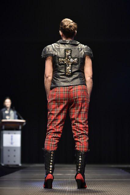 redflax recreates : Oversew Fashion Awards Show 2015
