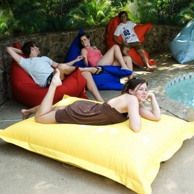 home made for amybe $15... or Jaxx Outdoor Bean Bag Lounger Pillow for $199