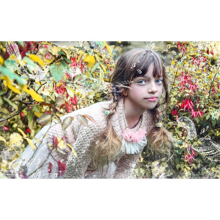 A magical garden fairytale!  Sharon is wearing our beautiful new Wedding Necklace in Blush/Ivory.  Photography by: @wandakujaczz  Necklace by: @modernqueenkids  Model: @sharon_c_mannequin_enfant  Hair/Makeup: @nellycharraud  Sweater: @hucklebones Tulle Skirt: @tutudumonde  #modernqueenkids #sparkle #magical #wedding #couture #kidsfashion #voguekids #voguebambini #luxurykidsbrand #fashionphotography #kidsphotography #style #fashiongirl #fashion #kidsaccessories #stylish #coolkids #kidsmodel…