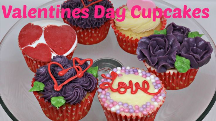 Video Tutorial: Vanilla cupcake Recipe: Buttercream Recipe: Cupcake #1: 1 cupcake buttercream sprinkles Chocolate Decoration #3 wilton tip Cupcake #2: 1 cupcake purple buttercream flower nail ...