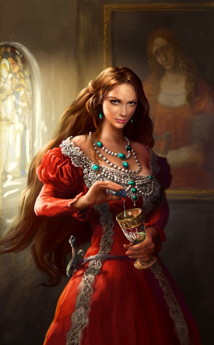 2417 best images about SF & Fantasy Characters/ Female on ...