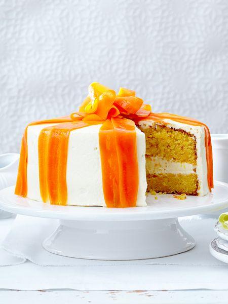 Möhren-Apfel-Torte: Ihre Ostergäste werden begeistert sein!