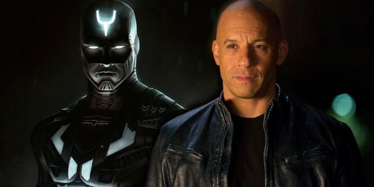 Vin Diesel Doesn't Want Marvel Studios to Abandon Inhumans Movie