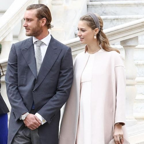 Beatrice Borromeo e Pierre Casiraghi genitori: fiocco azzurro a Monaco