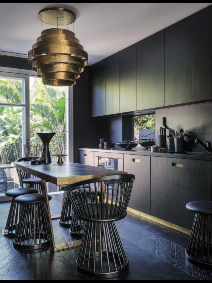 AD Italia, Novembre 2015  Interior designers Damonte & Lacarrieu Saint Tropez