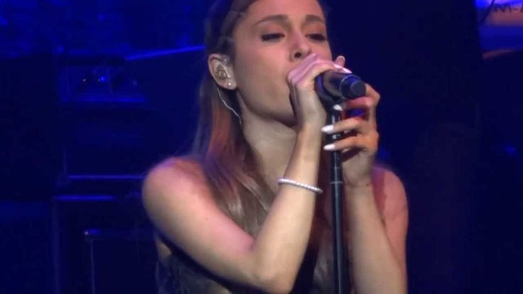 Tattooed Heart - Ariana Grande I can't wait till it comes out ♥