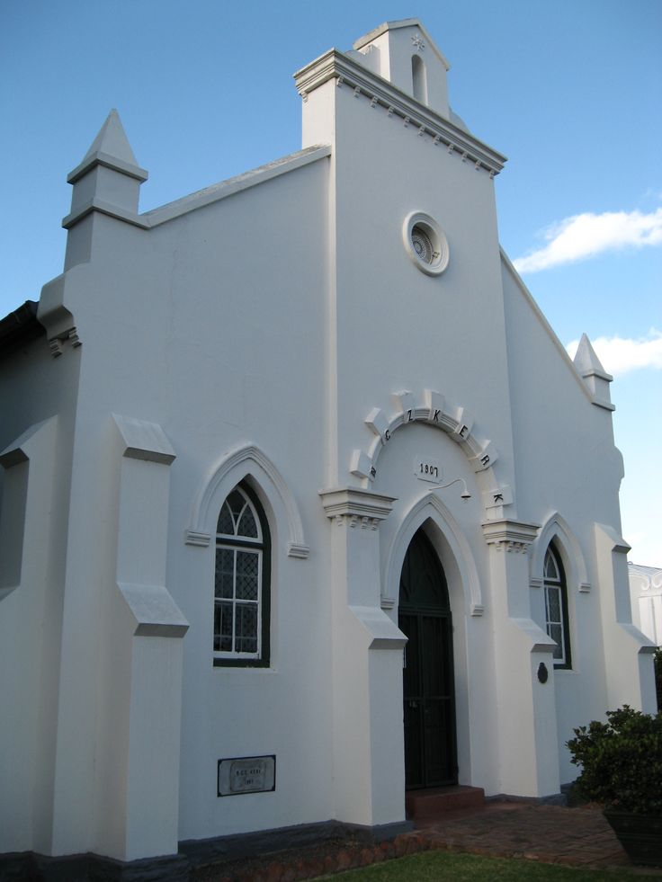 Different Architectural Designs in Montagu South Africa