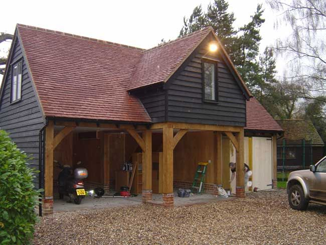Best 18 Best Two Storey Timber Garages Images On Pinterest 400 x 300