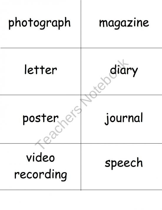 14 best Primary vs secondary sources images on Pinterest ...