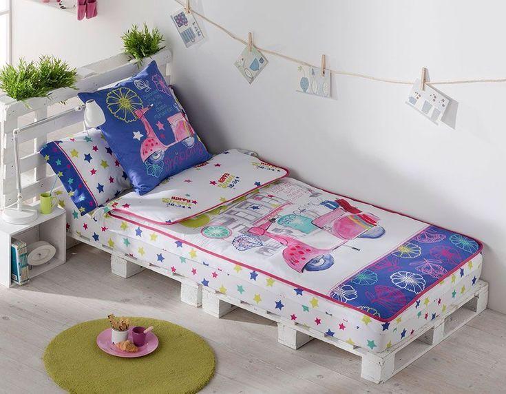 Mejores 28 im genes de ropa de cama infantil y juvenil en - Sacos nordicos infantiles ...