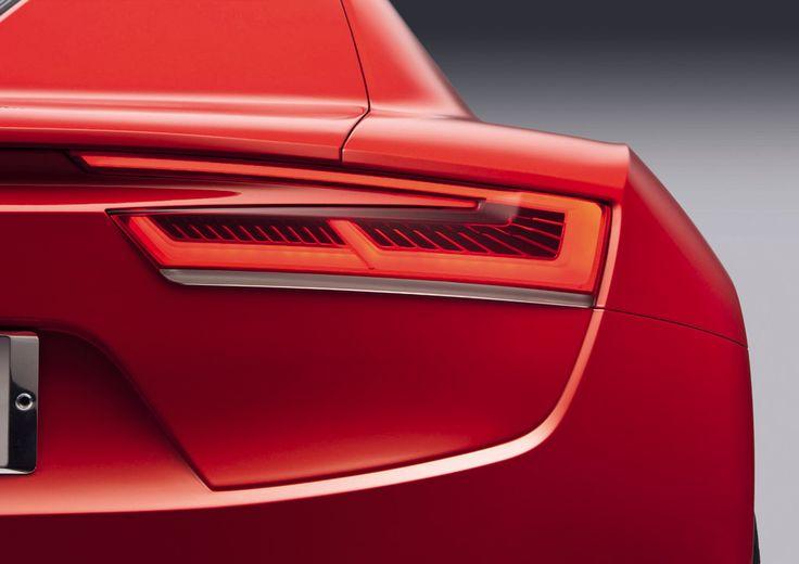 Audi E-Tron Tail lamp