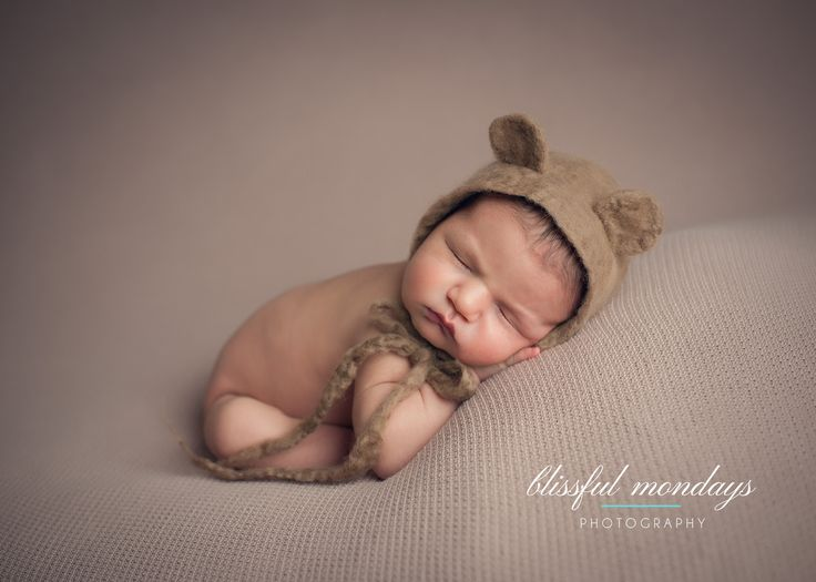Ace Newborn San Diego Baby Photographer