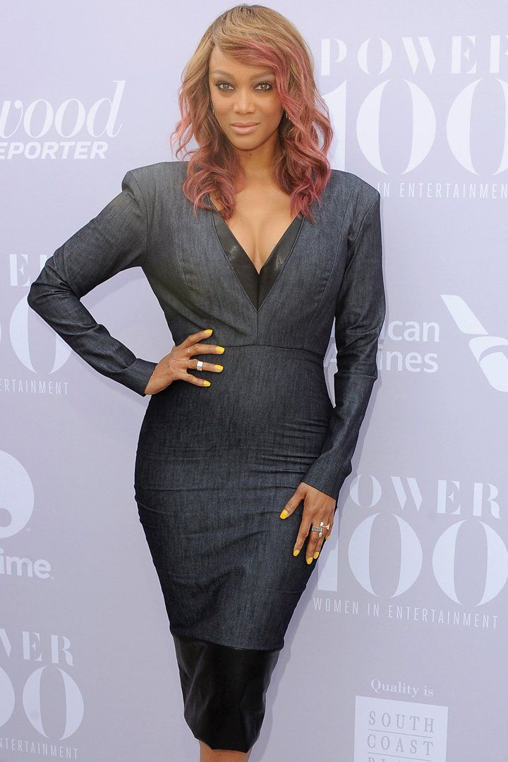 Pin for Later: Tyra Banks Shares the First Photo of Her Baby Boy!