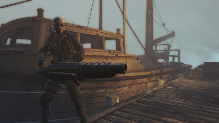 Just started the Far Harbor DLC... Impressed so far #Fallout4 #gaming #Fallout #Bethesda #games #PS4share #PS4 #FO4