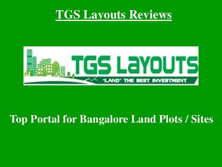 TGS Layouts Customer Reviews on Land and plots in Layouts.