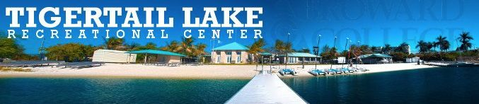 Students at Broward College can take part in all the great activities and equipment rentals offered at Tigertail Lake for free!  Don't worry, family and friends who aren't Broward College students can still stock up on extra doses of fun for a nominal fee.