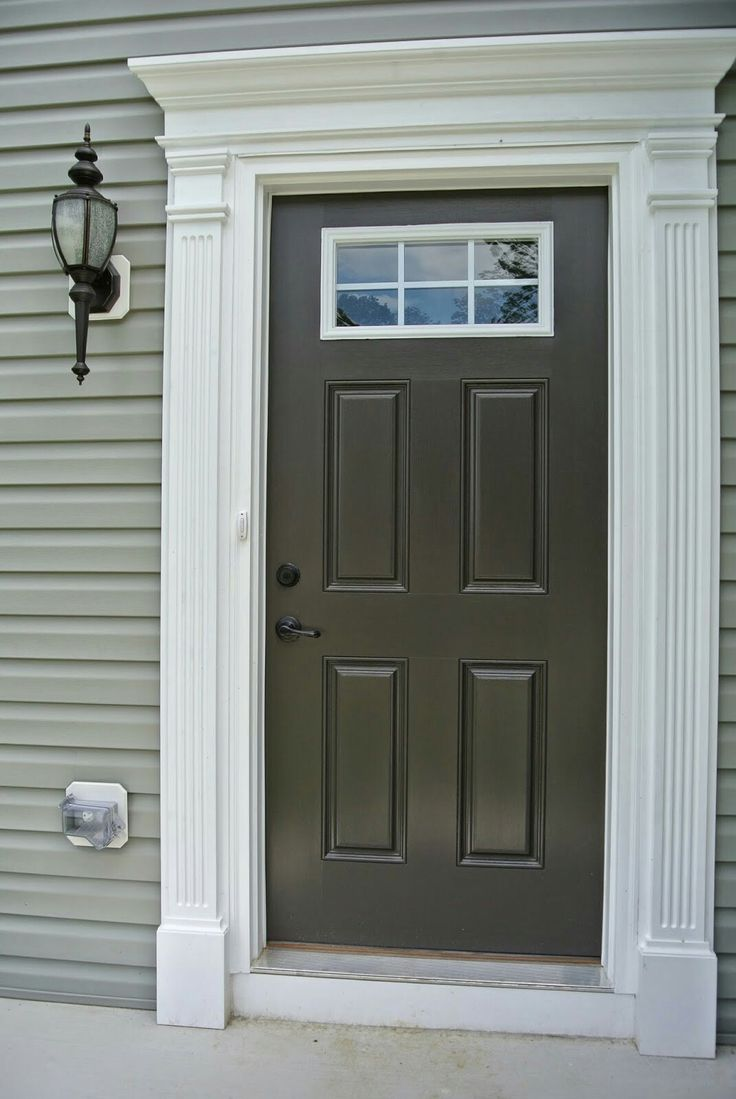 20 best front doors images on Pinterest | Architects, Colonial ...