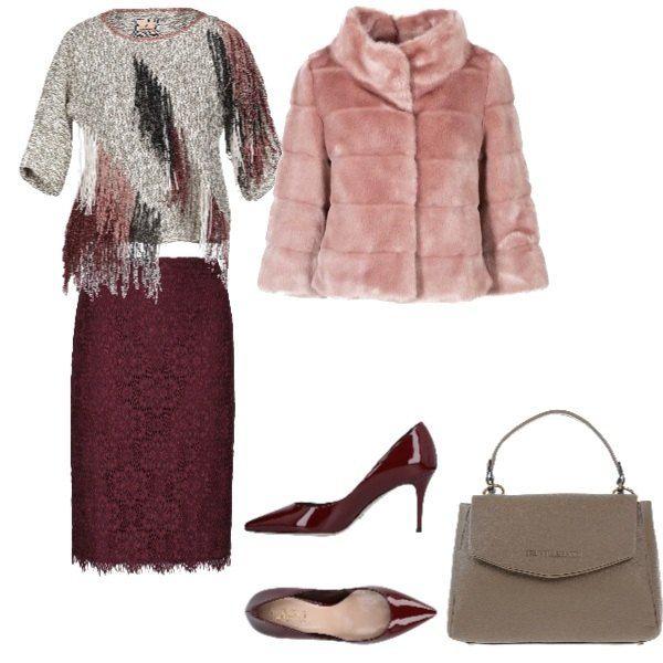 Bon Ton Colori Tenui Dell Inverno Con Immagini Stile Di Moda