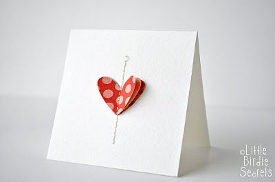 quick and easy note cards!