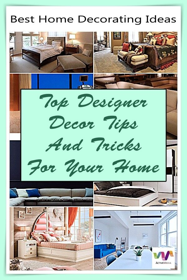 Tricks To Help You Decorate Like A Pro Diy Decor Home Decor