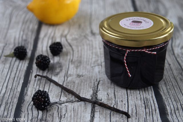 brombeergelee mit vanille k che pinterest gelee marmelade und konfit re. Black Bedroom Furniture Sets. Home Design Ideas