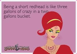 quotes about redheads - Google Search