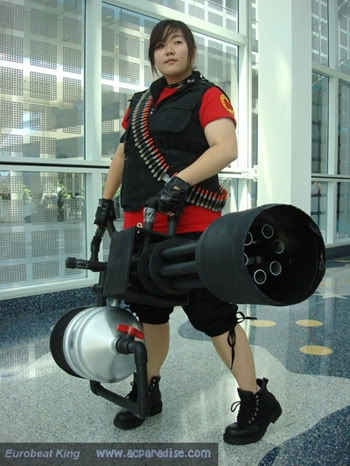 Team Fortress 2 | Cool Cosplay | Pinterest | Fortress 2 ...