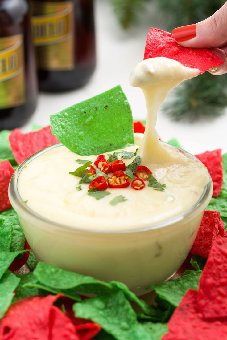 Our Christmas Queso Will Melt Your Heart  - Delish.com