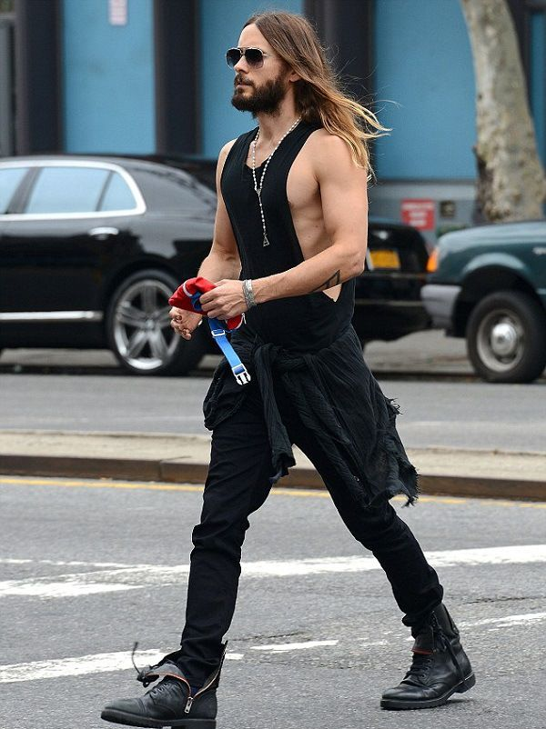 Jared Leto Height, Weight, Biceps Size