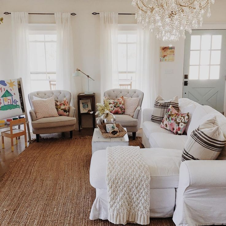 Pin By Little Yellow Cottage On Cozy Cottage Living Rooms Pinterest Living Rooms Big
