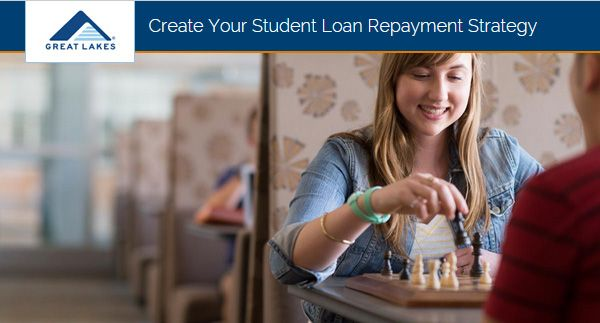 Great Lakes Banner Image Create Your Student Loan Repayment Strategy
