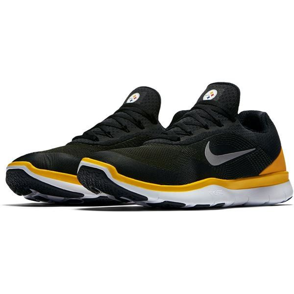 Picture of Pittsburgh Steelers Nike Free Trainer v7 NFL Gridiron Shoe