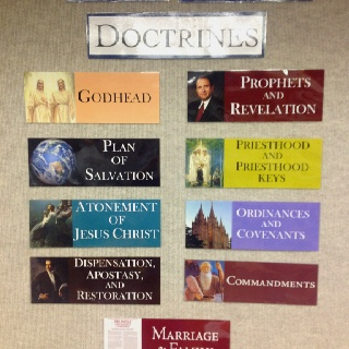Basic Doctrines with Scriptural references to help you understand and apply…