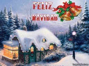 Hermosas Tarjetas Gif De Navidad con Hermosos Mensajes Para dedicar y Compartir En Este Hermoso Dia, que Dios Los Bendiga Feliz Lunes.