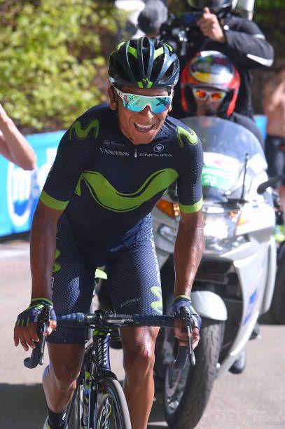 100th Tour of Italy 2017 / Stage 9 Nairo QUINTANA / Montenero Di Bisaccia Blockhaus 1665m / Giro /
