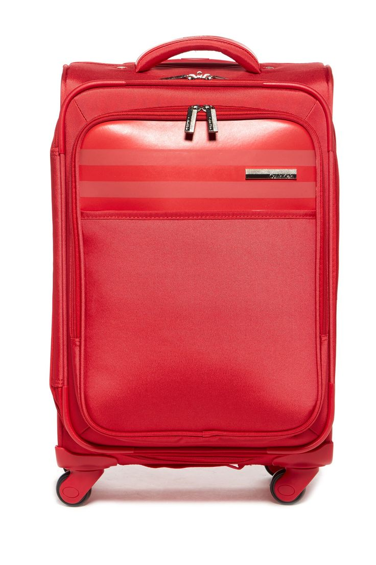 """Greenwich 2.0 21"""" Upright Suitcase"""