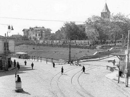 Kadıköy, Altıyol 1965.