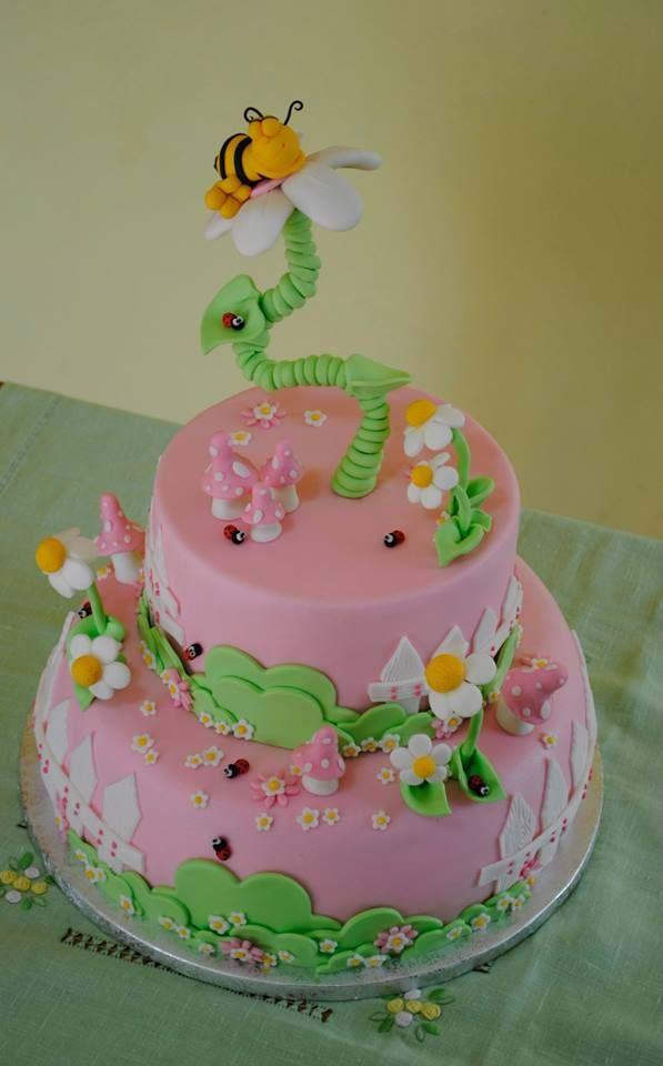 Making An Th Birthday Cake