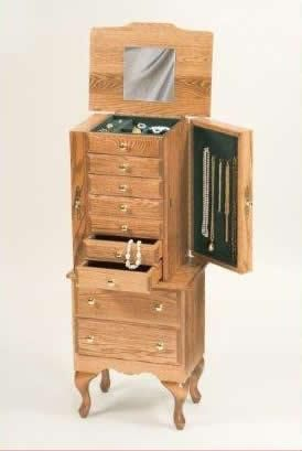 119 best Vanityjewelry armoire images on Pinterest Dressing