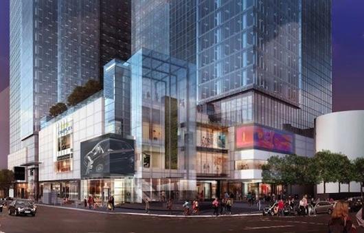 The NEW Yonge Eglinton Centre!
