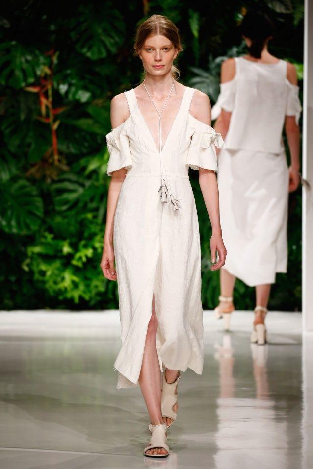 Kein Gemecker mehr: Das sind die Highlights der Berliner Modewoche SS2016. - Journelles