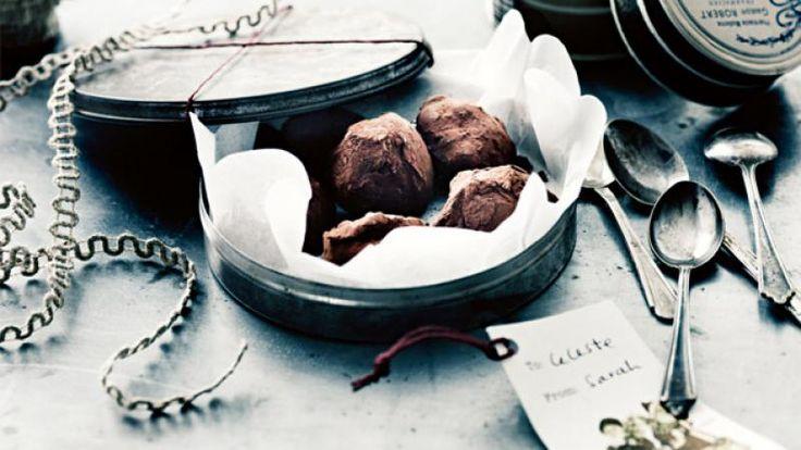 Bourke Street Bakery chocolate truffles