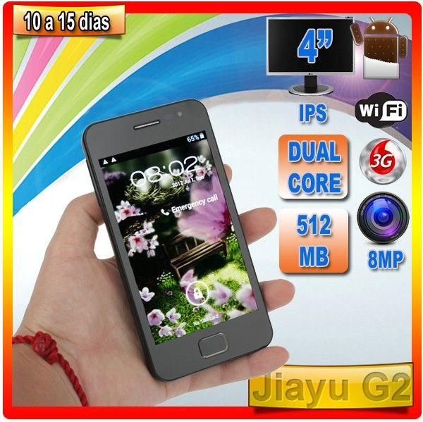 Jiayu G2  El low cost de la marca Jiayu