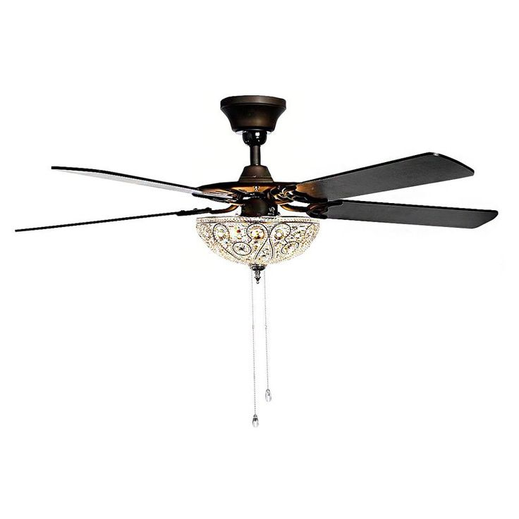 Warehouse of Tiffany CFL-8111 Catalina Ceiling Fan | from hayneedle.com