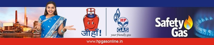 HP Gas is a leading LPG gas company in India. Offers LPG supply for Domestic, Industrial and Commercial use in India, portal helps Online gas Booking; Find your Distributor agency; Within City Transfer; Apply for Additional Cylinder; Surrender your Connection; Register for Preferred time Delivery.
