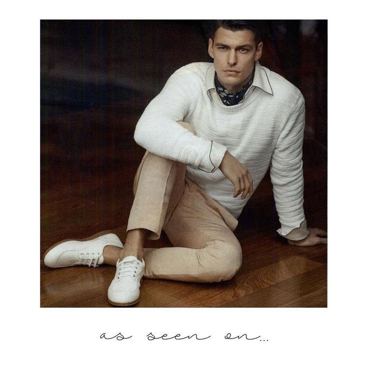 The classic #HOGAN Traditional #sneakers as featured in @lefigarofr