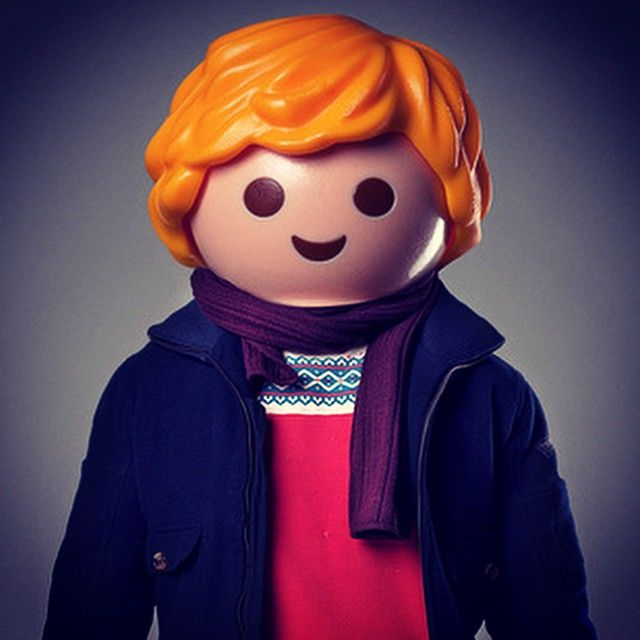 A perfect man #Playmobil