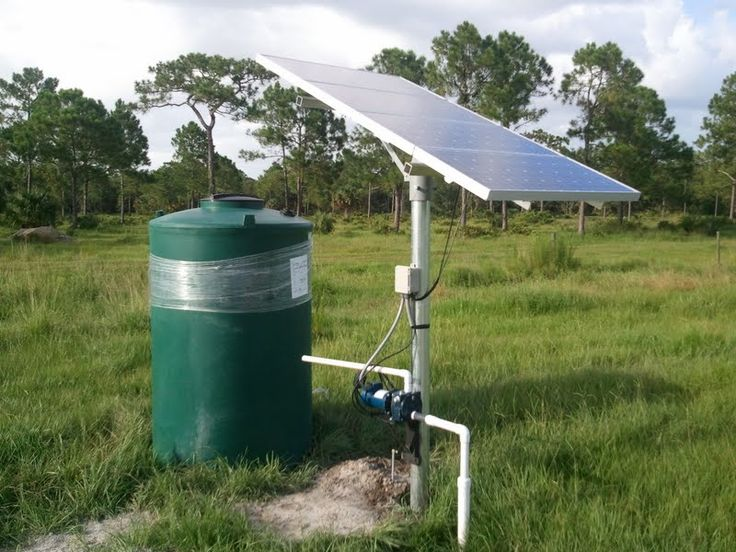 solar well pumps | Get your family involved so they benefit as well.